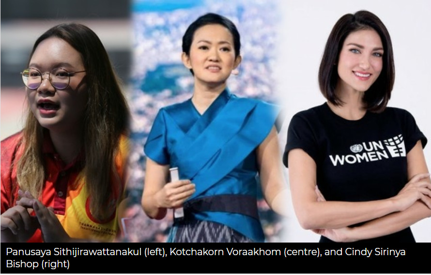 Panusaya named one of world's most inspiring women of 2020 by BBC
